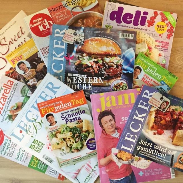 Backzeitschriften