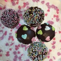 Annibackt Schokoladen Cake Pops
