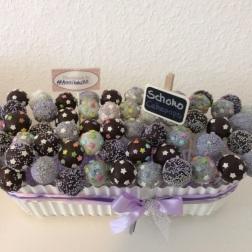 Schoko-Cake-Pops