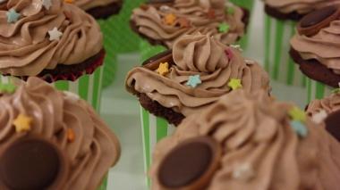 Toffifee-Cupcakes zum Anbeißen