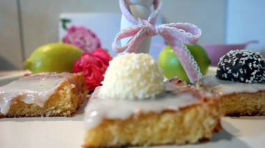 Omas Zitronenkuchen by Annibackt