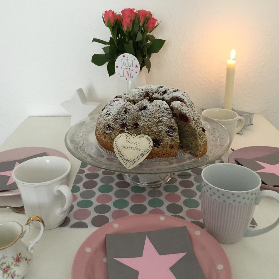 Geburtstagstafel by Annibackt