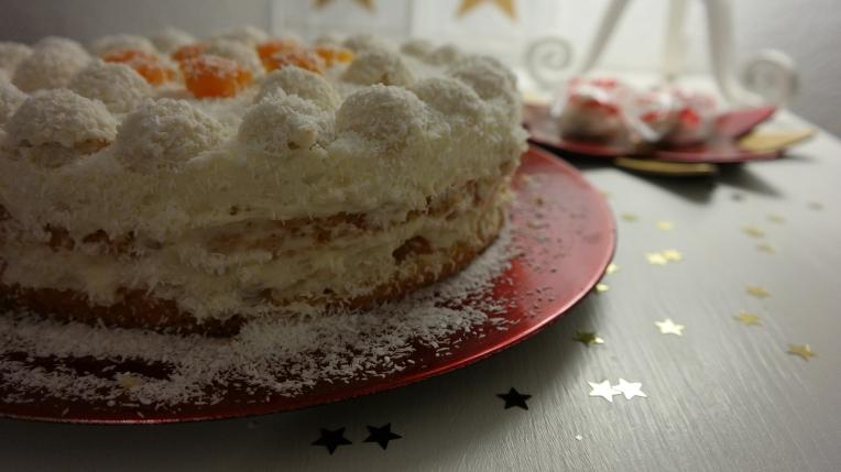 Annibackt Kokos-Torte