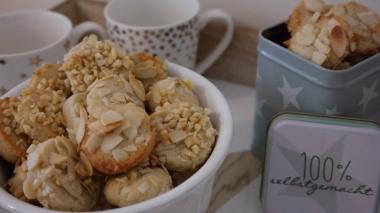 Mandel-Marzipan-Kekse
