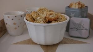 Adventsbäckerei - Marzipan-Kekse