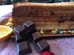 Weihnachten gibts Baumkuchen by Annibackt
