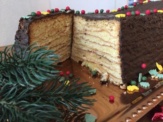 Wow - 14 Schichten - Baumkuchen.