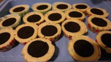 Oreo Cheesecakes by Annibackt