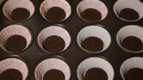 Making off - Oreo Cheesecakes