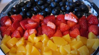 Fresh Fruit Flag