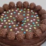 Rocher Torte