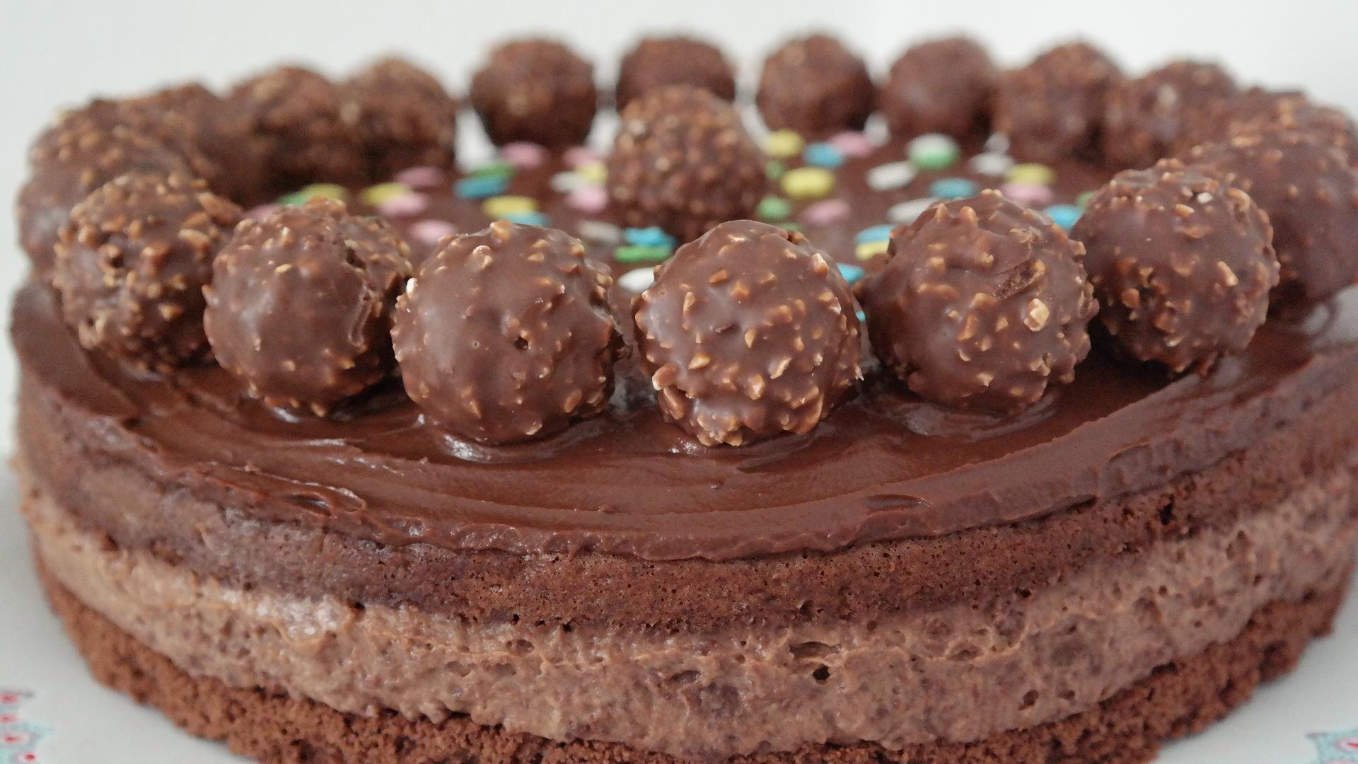 Ferrero-Rocher Sallys Welt