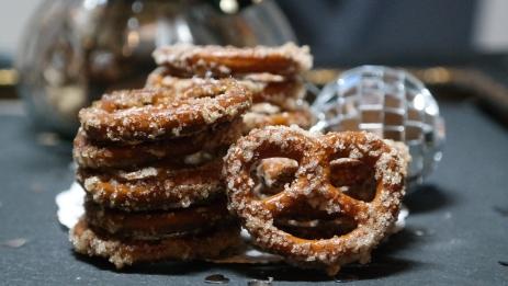 Süße Salzbrezeln by Annibackt