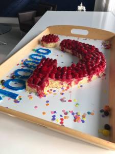 Annibackt Himbeer-Torte