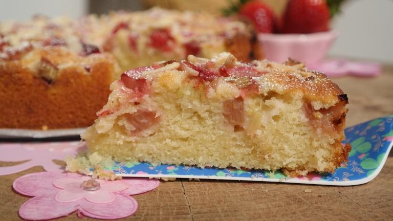 Rhabarberkuchen by Annibackt