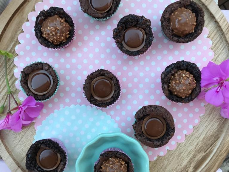 Annibackt Toffifee-Brownies