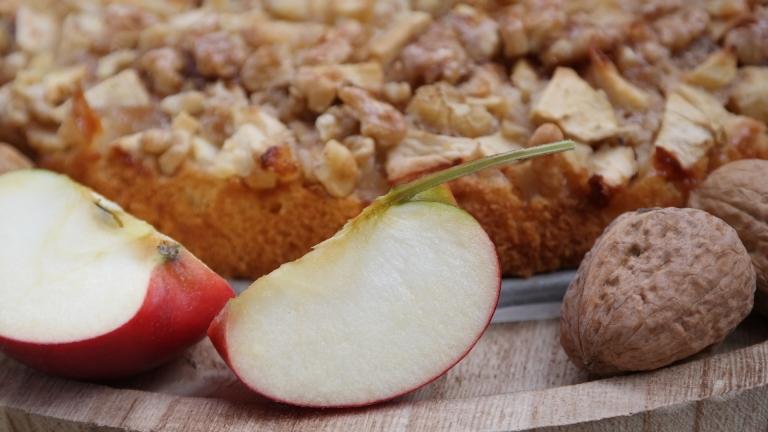 Apfelkuchen by Annibackt