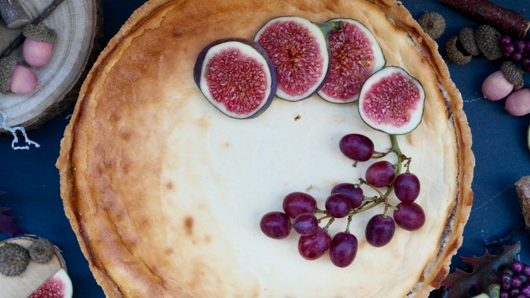 Cheesecake mit Mohn