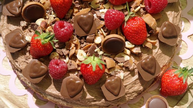 Toffifee Torte by Annibackt