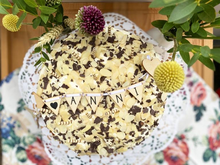 Milchmädchen Torte