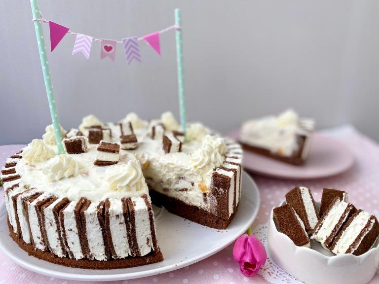 Milchschnitten-Torte by Annibackt