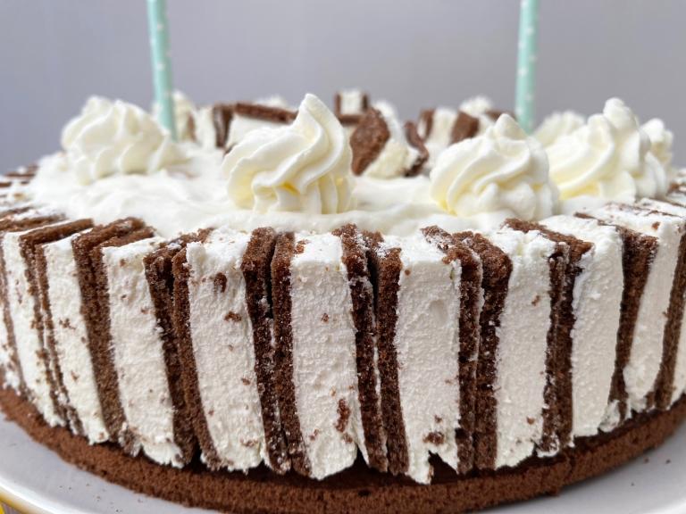 Milchschnitten-Torte Annibackt