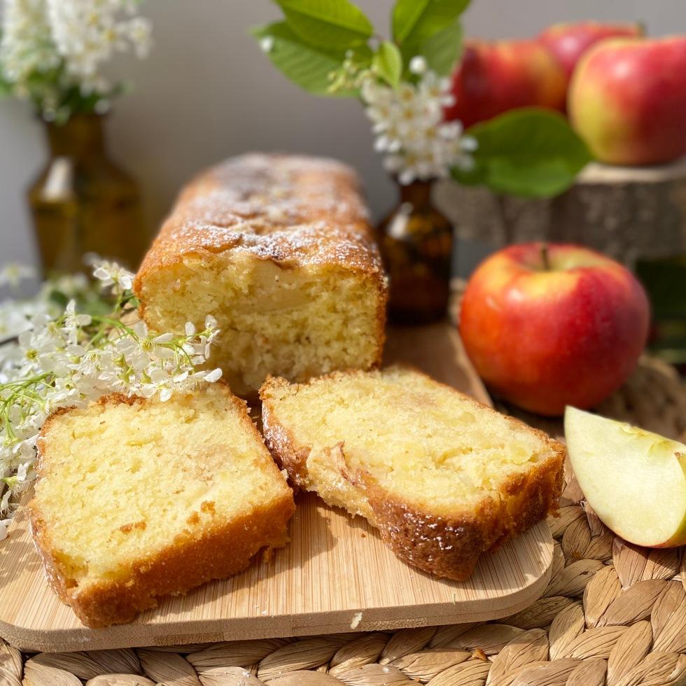 Blitzrezept Apfelkuchen